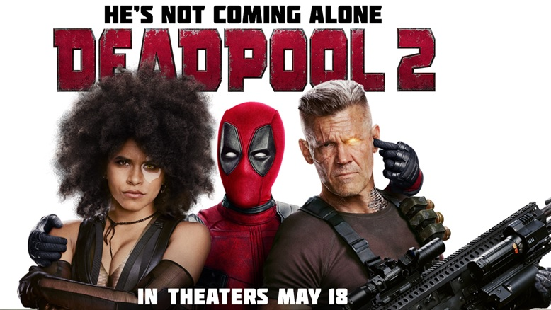Deadpool 2 – Main Image