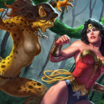 Cheetah is coming for Wonder Woman!  Want proof?