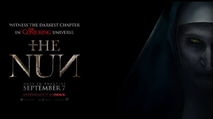 c2d1e12f6429 Watch the official trailer for the upcoming horror film The Nun